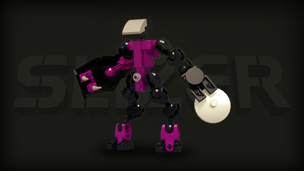 [Digital Render] Slizer Spark by TheMugbearer