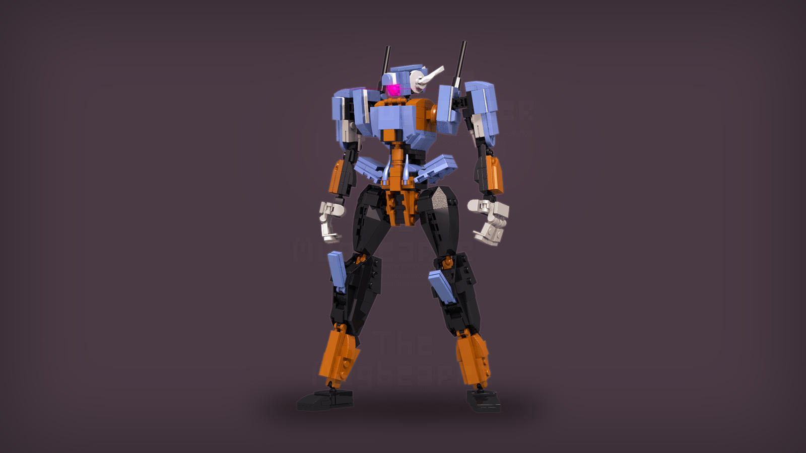 MOCtober 2017 #14 - Ksenolog's Dailybot #7100 by TheMugbearer