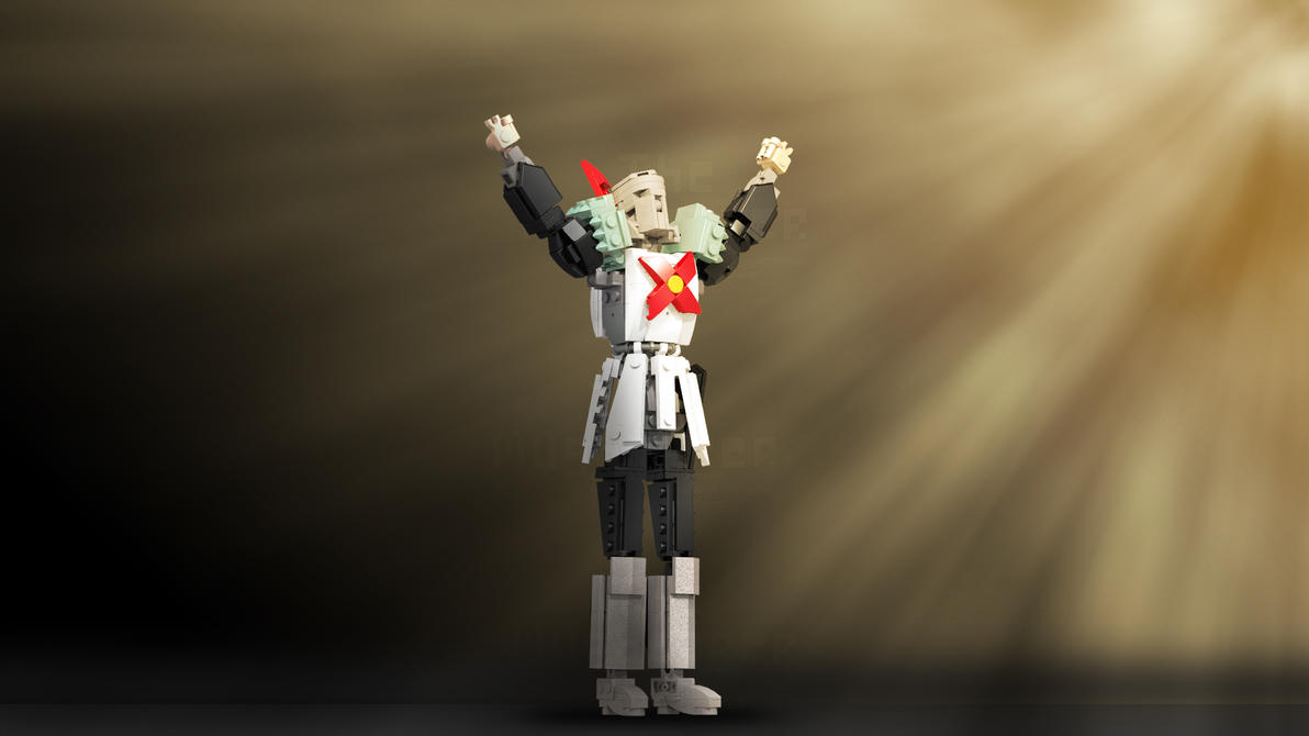 Solaire of Astora (Dark Souls) by TheMugbearer