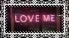 Love me stamp f2u by snailgoth