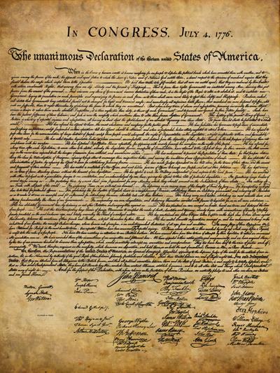 has america moved from the ideals of the declaration of independence Evaluate the extent of change in ideas about american independence from   independence changed from just questioning  declaration of independence ( 1776)  (this thesis does not address the change in ideas that is the focus of the .