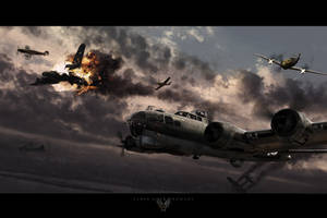 Ashes Over Germany by BrianSamms