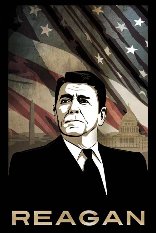 REAGAN by BrianSamms
