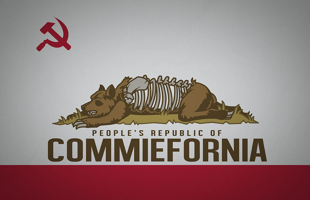 Here it comes. Commiefornia to study and recommend reparations for Black Americans (cbsnews.com)