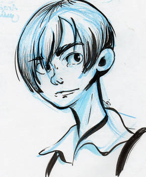 Avilio (91 Days Anime)