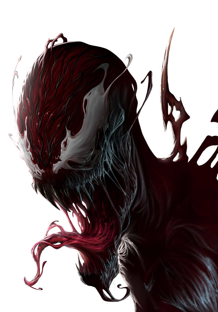 Carnage WIP by soul-drawer