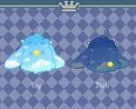 Cloudy Fluffbit - MYO Fluffbit Contest Entry
