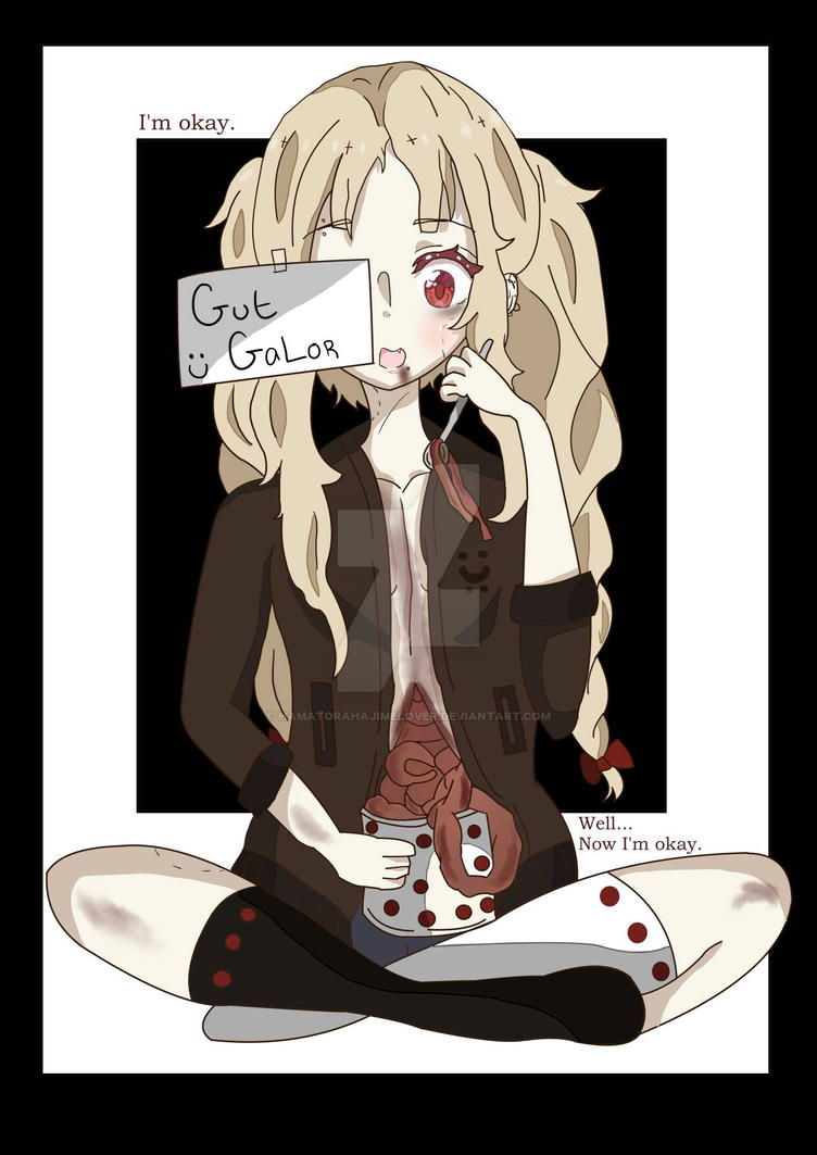 Goretober Day 2: Gut Spill by HamatoraHajimelover