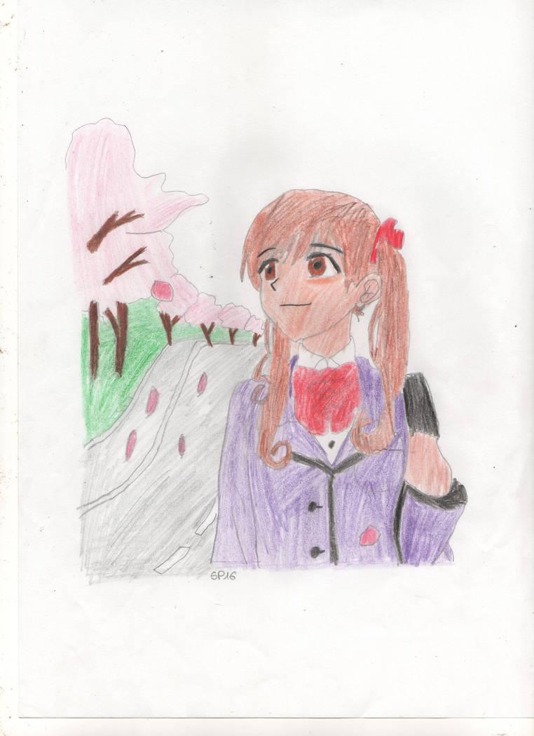 Ayumi Sakagami by SallyPrime16