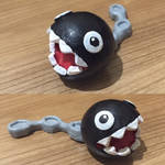 Chain Chomp Sculpture