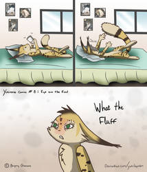 Yukiverse Comic 8: Eye Am The Fool by YukilapinBN