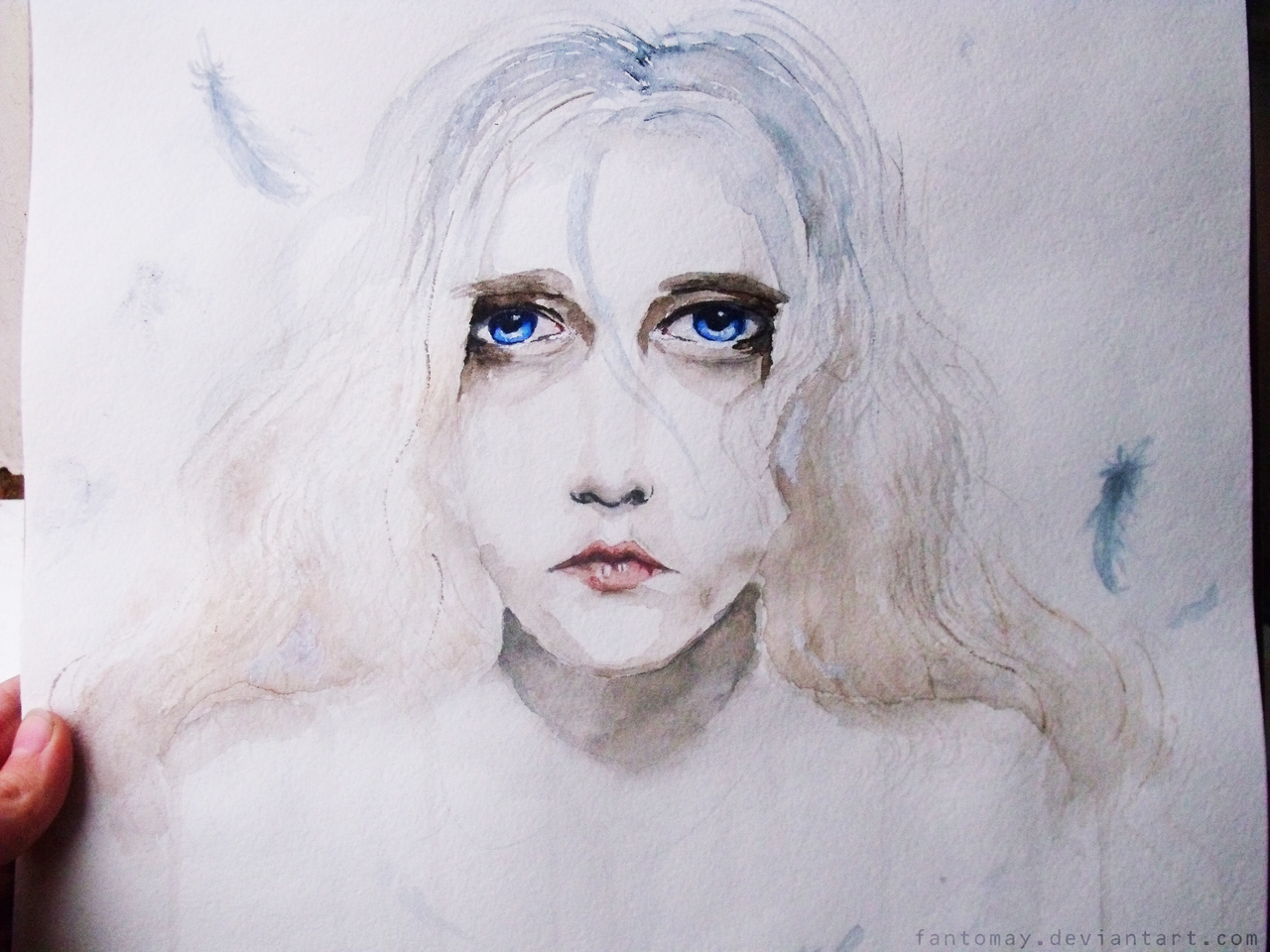 Spirit.. by Fantomay