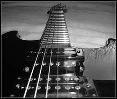 Guitar by evilneedscandy