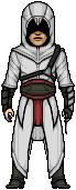 Assassins Creed - Altair by EndzeitDrake