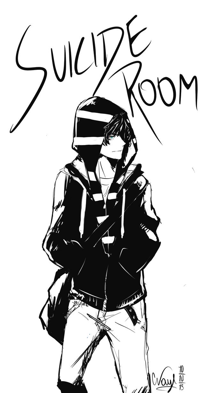 Dominik (Suicide Room) - Fan Art