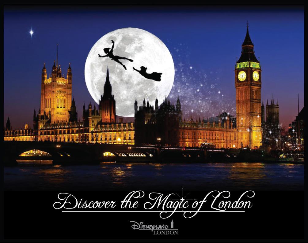 Disney London Tour
