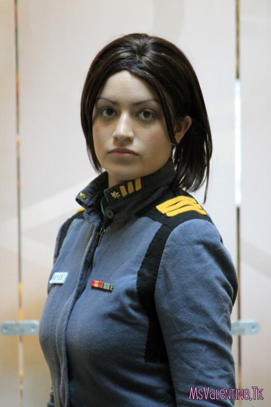 Commander Keyes by KingdomOfSeven