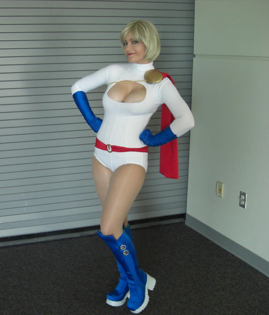 Power Girl by KingdomOfSeven