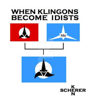 When Klingons Become Idists