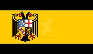 Ancestral Flag: Saar - Germany, Prussia, Rome