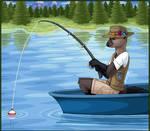 Tranquil Fisher by PunkRockVampire