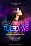 Campu Tuesday Test Flyer