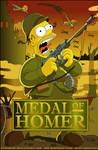 Medals of Homer