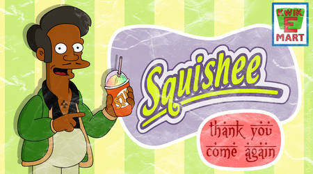 Apu' Squishee