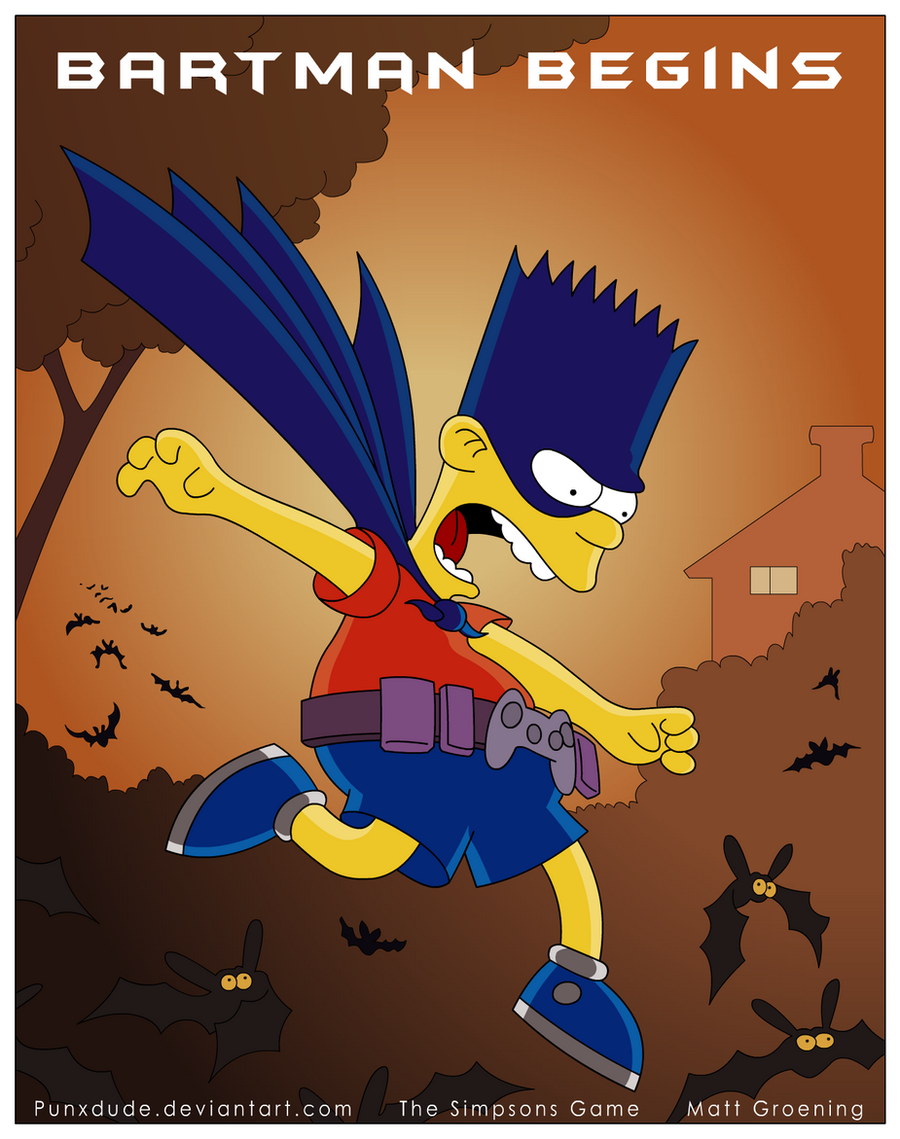Bartman Begins by punxdude