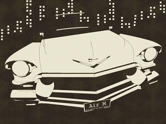 cadillac by punxdude