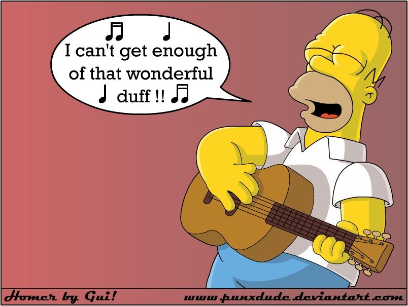 Homer Folk by punxdude