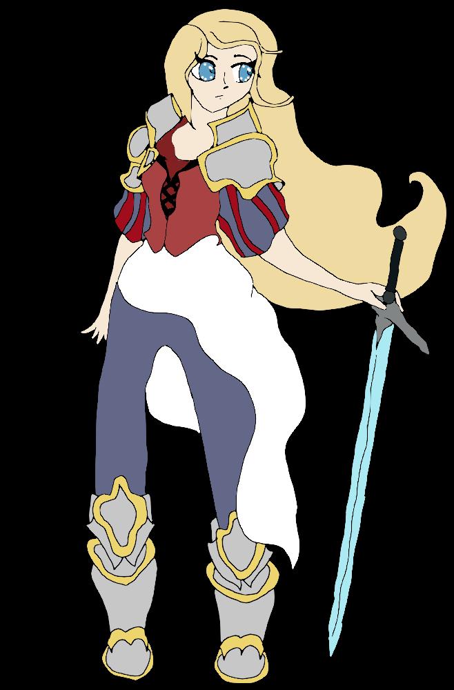 Knight Knight by EmpressCotton