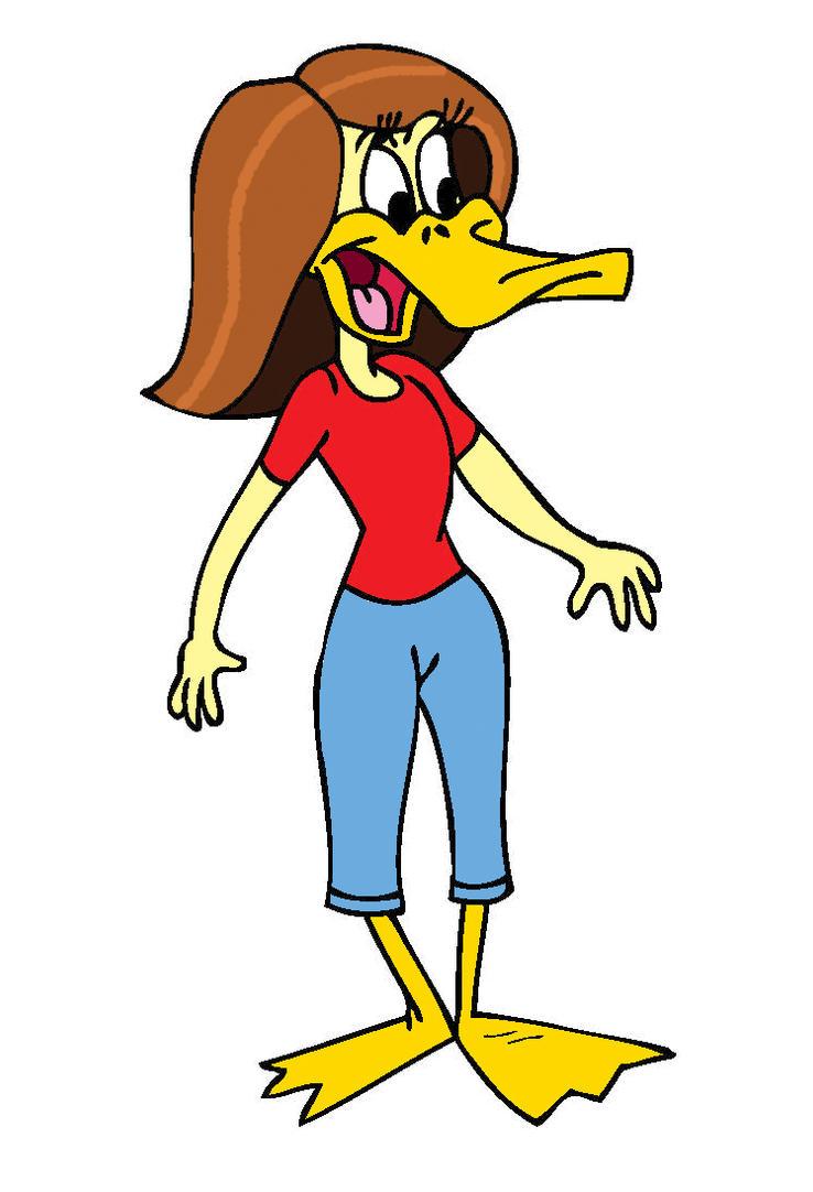 Tina duck
