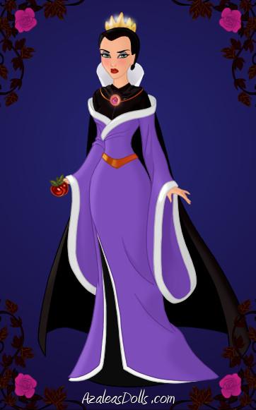 Evil Queen By Merimaca On Deviantart