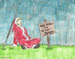 Merry Christmas, Oscar by ChibiDuelist