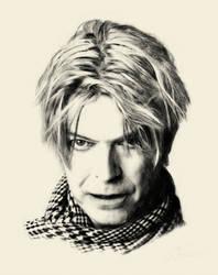 David Bowie by ZootCadillac