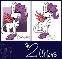 Chibi Commissions (Open)