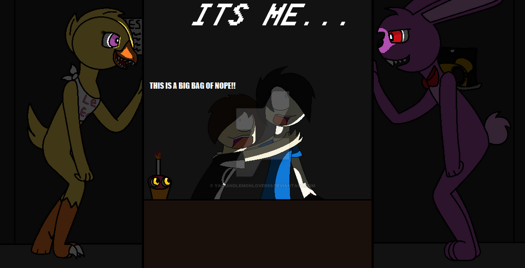 Dan and phil play five nights at freddys by yaoiandlemonlover69 on