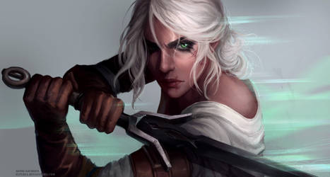The Witcher 3 - Ciri