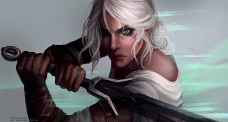 The Witcher 3 - Ciri
