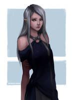 Commission: Aeryn