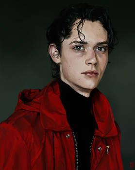 Portrait Study #5 by Astri-Lohne