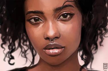 Portrait Study #6