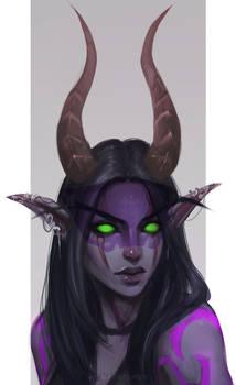 Commission: Demon Hunter
