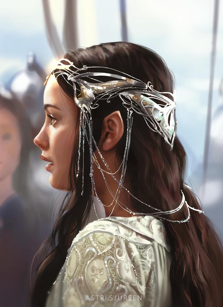 Arwen by AstriSjursen