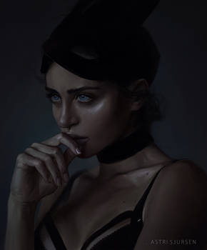 Portrait Study #10