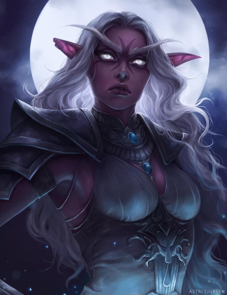 Feyawen [C] by AstriSjursen