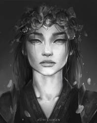 Wilted by Astri-Lohne