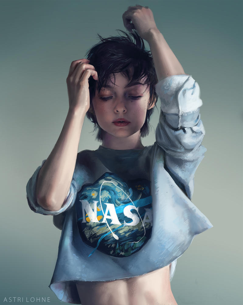 NASA by Astri-Lohne