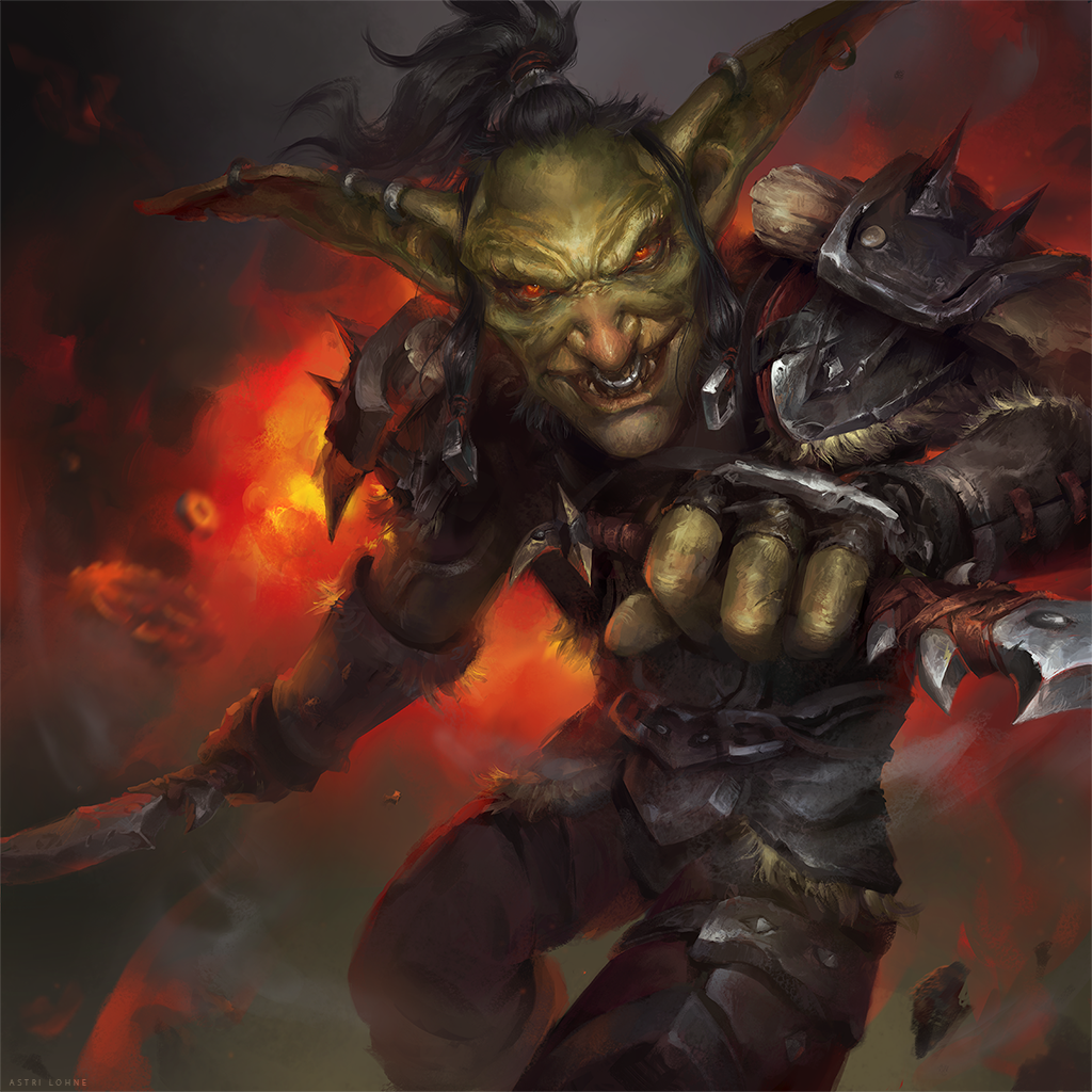Goblin Rogue